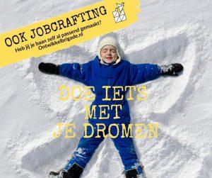 doe iets met je dromen - ook jobcrafting ontwikkelbrigade