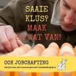 Saaie klus maak er wat van - ook jobcrafting